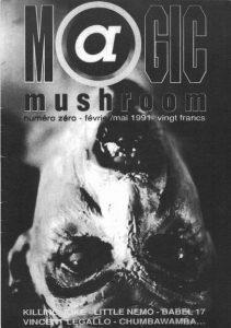 Julien Gaisne pour Magic Mushroom