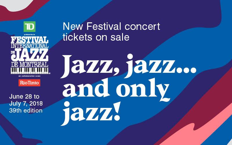 Festival de Jazz de Montreal 2018
