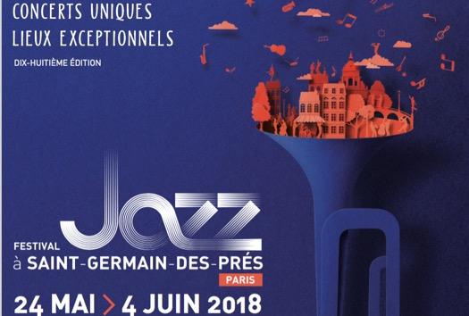 Festival de Jazz de Saint Germain des Prés 2018