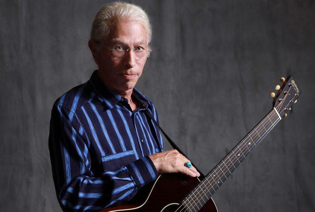 folk rock singer-songwriter Joel Rafael interview Stone Alone